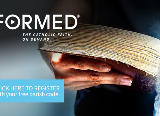 Formed – The Catholic Faith on Demand